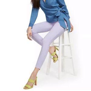 Seven pants - light grey purple